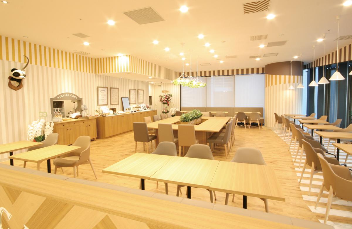 キラリトギンザ店 カフェ